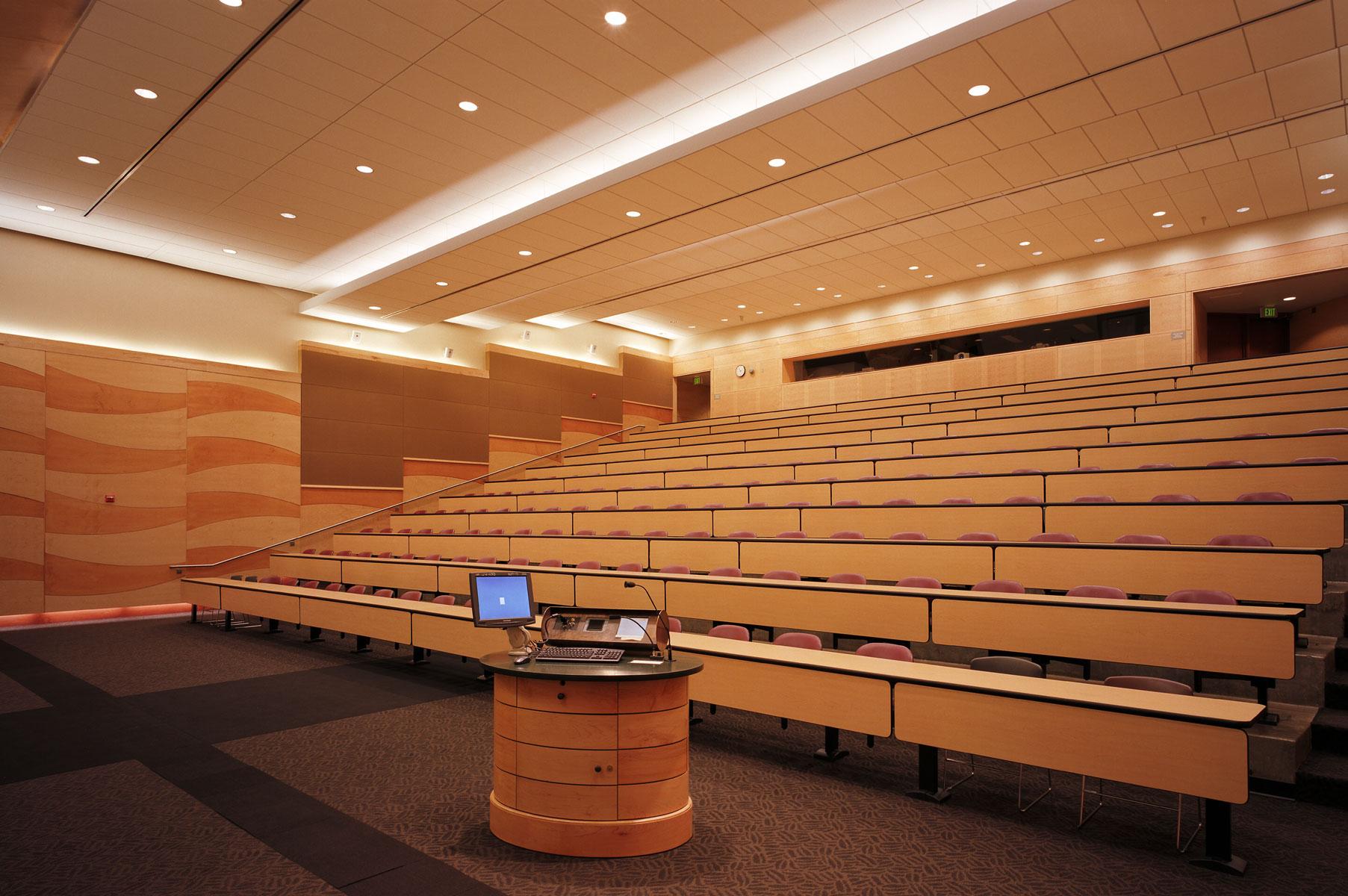 Western Ventures Uw Kane 130 Lecture Hall